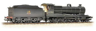 Bachmann Robinson Class O4 63762 BR Black Early Emblem Weathered  FREE SHIPPING
