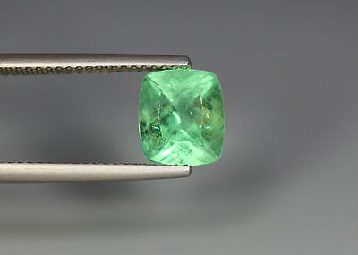 2.30 Cts_Gem Miracle Collection_100 % Natural Green Fluorite_Brazil Mine