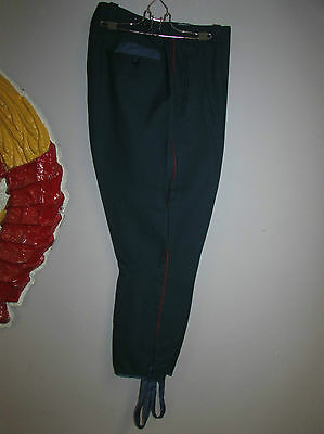 Soviet russian army officer bridges pants for parade uniform military ussr