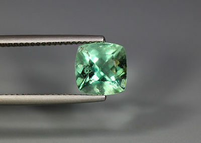 2.53 Cts_Gem Miracle Collection_100 % Natural Green Fluorite_Brazil Mine