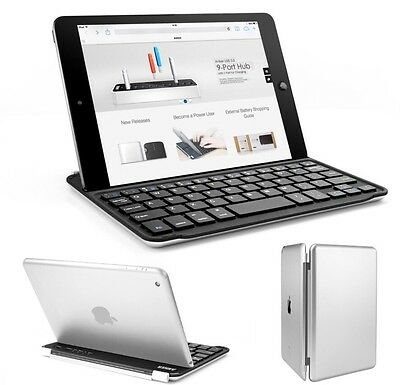 Anker Bluetooth Keyboard Cover For Apple iPad 4/3/2