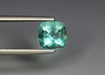 2.15 Cts_Gem Miracle Collection_100 % Natural Green Fluorite_Brazil Mine