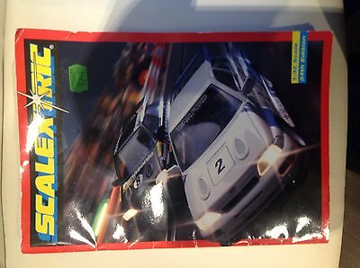 Scalextric Catalogue 34th Edition 1993, Good Condition