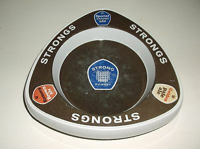 Strongs Brewery Romsey Ashtray