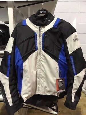 New Speed and Strength Chain Reaction Textile Jacket Size XL