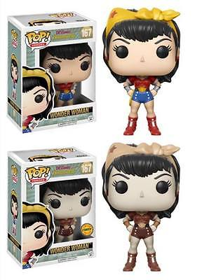Funko Pop! Heroes: DC Bombshells Wonder Woman and CHASE Together Preorder