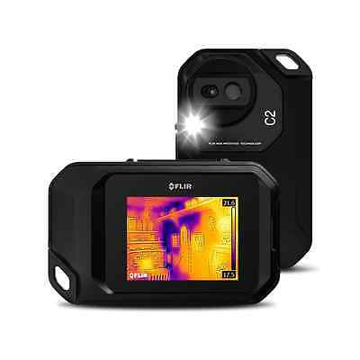 FLIR C2 Compact Thermal Image Camera - UK Supplied with Calibration Certificate