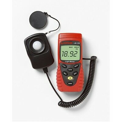 NEW Amprobe LM-120 Light Meter - UK Supplied