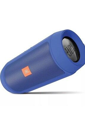 JBL Charge 2+ Rechargeable Wireless Bluetooth Speaker (BLUE)