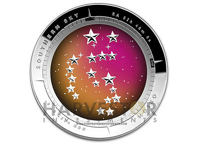 2014 Silver Australia Southern Sky Series - Orion -  With All Ogp And Coa