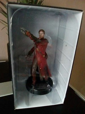 Figurine Marvel Eaglemoss Collection Star-Lord n°7