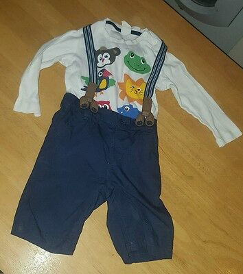 H&M Outfits For Boys Age 6-9 Months