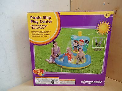 Clearwater Pirate Ship Play Center Pool New