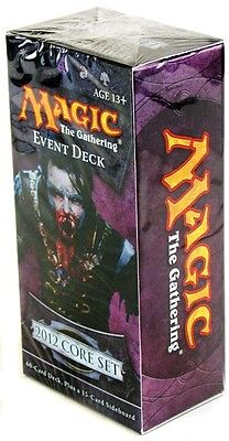 Vampire Onslaught - Magic 2012 M12 Event Deck - ENGLISH Sealed New