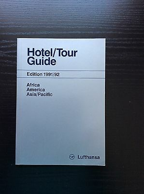 Lufthansa Hotel/tour Guide 1991/2 Africa, America And Asia/pacific (Paperback)