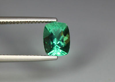 1.86 Cts_Gem Miracle Collection_100 % Natural Green Fluorite_Brazil Mine
