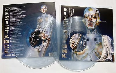 Various Electrofunk Resistance Limited Edition Clear Vinyl 2 X LP Dominance New