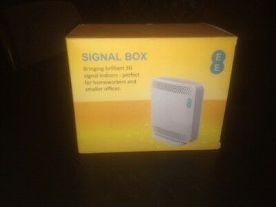 EE  INTERNET WIFI NETWORK 3G Signal Booster BOX