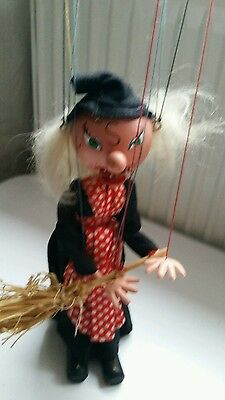 pelham puppet witch