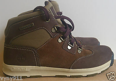 Boots Mixte Timberland Earthkeepers Gt Scramble Marron Eur39/uk5.5/24Cm.