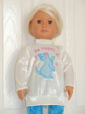 """Dolls Clothes for 18"""" American Girl / Our Generation doll."""