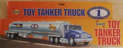 Sunoco Toy Tanker Truck - 1994 Collector's Edition - New in Box