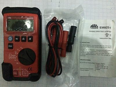 Mac Tools Automotive Multimeter Em600