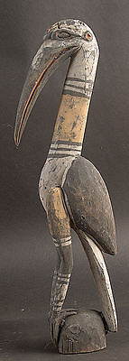 Totemic Spirit Bird  Middle Sepik River Papua New Guinea #4