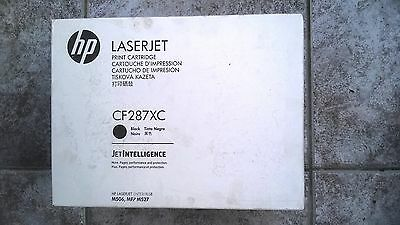 Genuine HP LaserJet Enterprise M506 High Capacity Toner cartridge CF287X