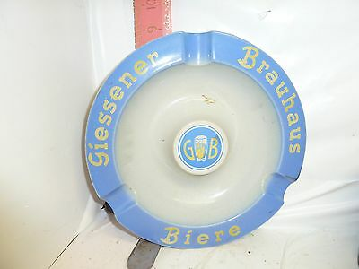 Giessener Brauhaus Biere Ashtray