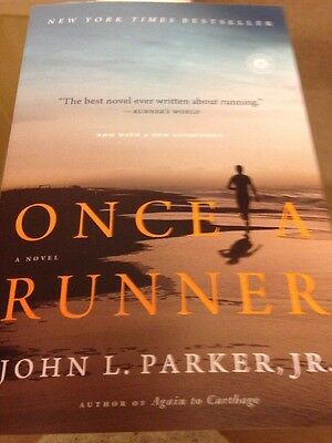 Once a Runner by John L. Jr. Parker Paperback Book (English)