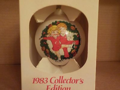 1984 Campbell Kids Collector's Edition Ornament Ball  (PB)