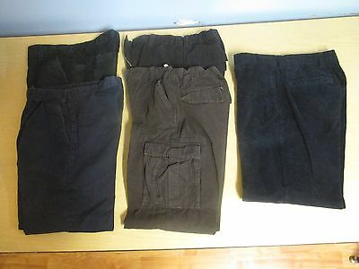 Lot Of 5 Pair Of Boys Pants Size 16 & 18--Old Navy, Dockers