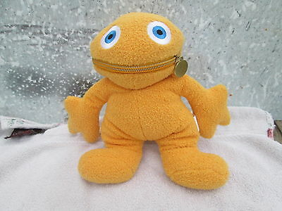 Zippy Rainbow Plush Collectable 10 ins in height by Golden Bear