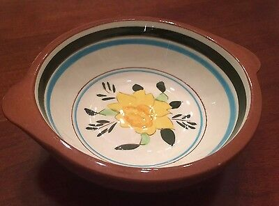 """STANGL  """"COUNTRY GARDEN""""  4 Cereal Bowls/Soup Bowls"""