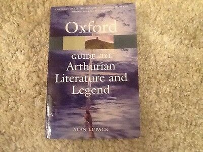 Oxford Guide To Arthurian Literature And Legend Book