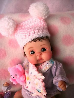 "❤Ooak    Baby  Girl ""kayla""  By Joni Lea * Dolly-Street❤"