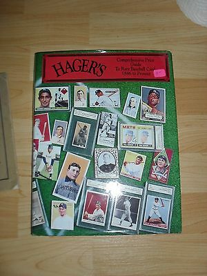 Hager's Baseball Card Guide from 1993