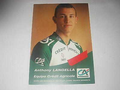 Wielrennen Cyclisme Ciclismo Radsport Cycling-ANTHONY LANGELLA-CREDIT AGRICOLE
