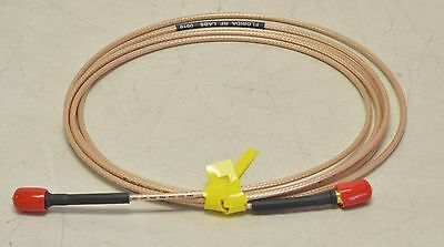 Florida RF Labs SMA Male to SMA Male Cable 8 Ft Long SMS-RD316-96.0-SMS