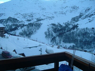 Ski holiday - 1 bed apartment in the French Alps, Les Menuires 3 valleys