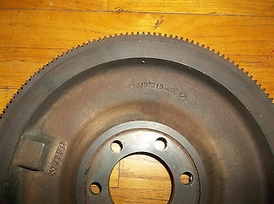 AMC AMX 1972 & UP FLYWHEEL # 3197219-C     360 or 401