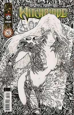 Witchblade # 131 All Beef  Cover