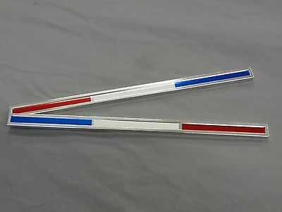 1964 Ford Fairlane Tri color roof emblems Sports Coupe Hard to find!! 79-89.00pr