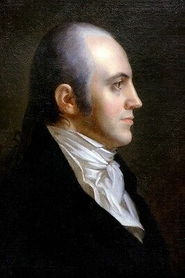 New 4x6 Photo: U.S. Vice President, Army Officer and Founder Aaron Burr