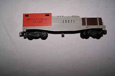American Flyer # 25971 Tie Ejector Car