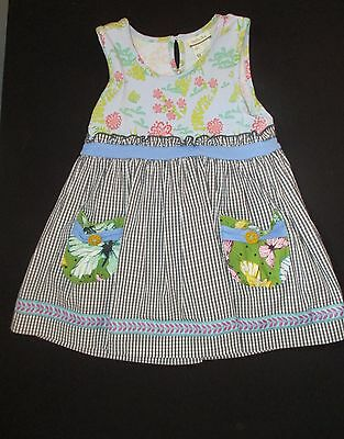 MATILDA JANE Bake Sale Top Shirt from It's A Wonderful Parade Size 8