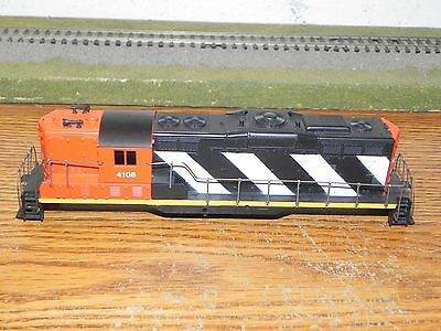 Athearn HO Canadian National GP-9 Locomotive Shell with Handrails LN