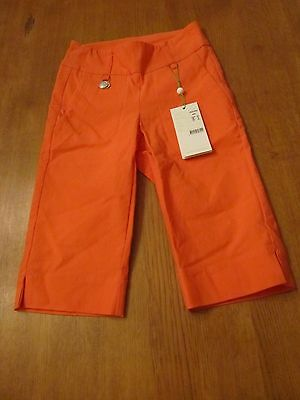 Womens Daily Sports Golf Short, NWT, 0