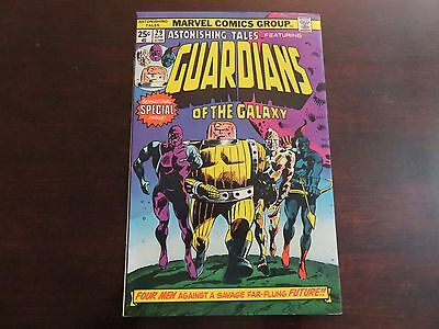 Astonishing Tales #29 Guardians of the Galaxy HIGH GRADE 8.5 VF+